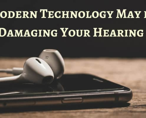ay Area Hearing Services - Modern Technology May be Damaging Your Hearing